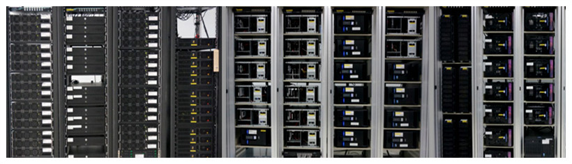 Supercomputing cluster